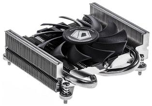 Кулер ID-Cooling IS-25i <slim, Intel LGA1150/1155/1156, TDP75W, BallBall Bearing, винты, 4-PIN