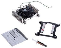 Кулер ID-Cooling IS-25i <slim, Intel LGA1150/1155/1156, TDP75W, BallBall Bearing, винты, 4-PIN 				, фото 3