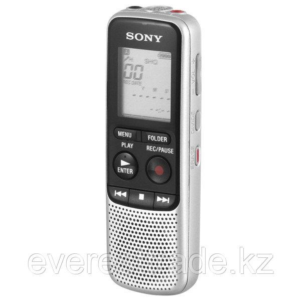 Диктофон Sony ICD-BX140 4GB серый