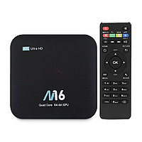 Smart TV Box M16 WI-FI, фото 1