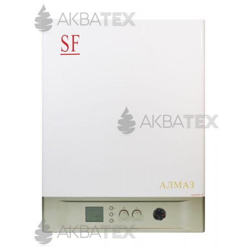 Котел газовый настенный SF Алмаз 53 кВт (530 кв.м.)
