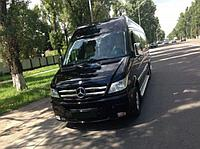 Аренда Mercedes-Benz Sprinter LUX с водителем