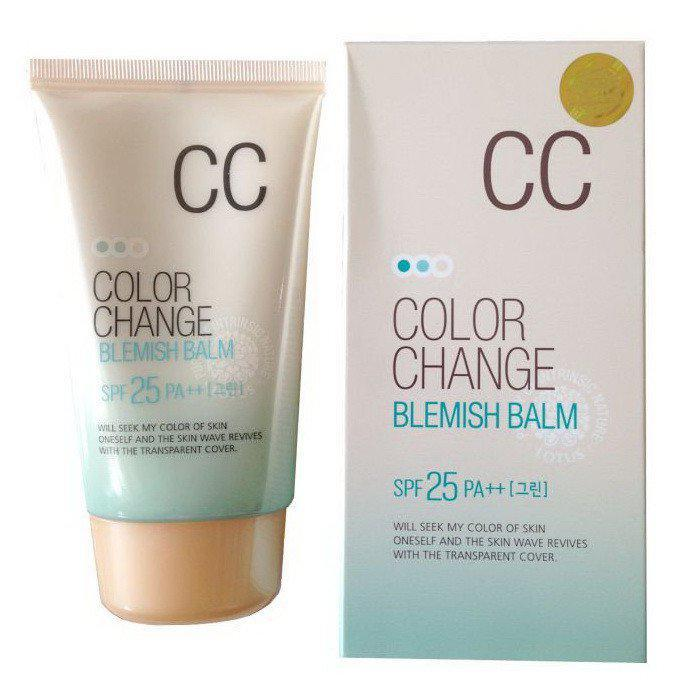 Welcos Color Change blemish balm spf 25 CC