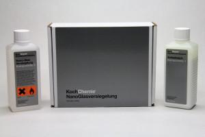 Гидрофобное покрытие для стекольных поверхностей Koch Chemie NanoGlasVersiegelung