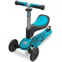 Smartrike (Израиль) Самокат Smartrike T-SCOOTER T1- BLUE с сиденьем -