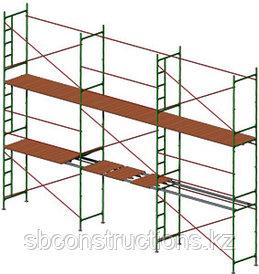 Леса строительныерамные монтажныедля наружных работ