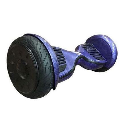 Гироскутер 10,5 дюймов (фиолетовый карбон), фото 2