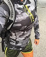 Легкие дышащие женские шорты для бега и фитнеса желтые L