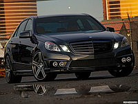 Обвес Wald Black Bison Sports Line на Mercedes E-class