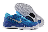 Кроссовки Nike Kobe 8 System Blue Grey Mens (40-46)