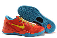 Кроссовки Nike Kobe 8 System Year Of The Horse Red Gold Blue  (40-46), фото 1