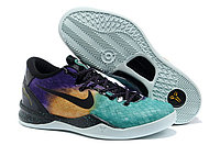 Кроссовки Nike Kobe 8 System GC Easter Fiberglass Court Purple Black Laser (40-46)