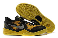 Кроссовки Nike Kobe 8 System Black Yellow Mens (40-46), фото 1