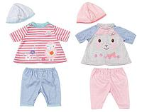 Baby Annabell Игрушка my first Baby Annabell Одежда для куклы 36 см, 2 асс., веш. -