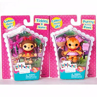 MGA Entertainment Игрушка кукла Lalaloopsy Mini, Питомцы, 8 в асс-те -