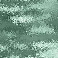 Sea Green Rough Rolled