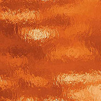 Orange Rough Rolled