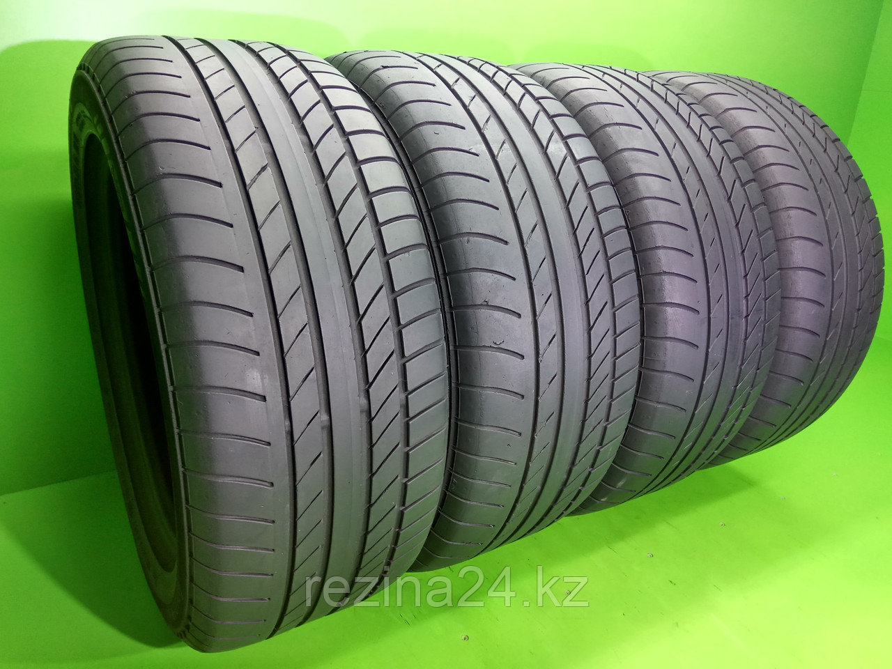 225/50 R 16 (92W) CONTINENTAL Conti Sport Contact летние б/у шины