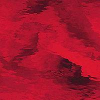 Cherry Red Waterglass