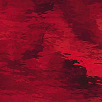 Ruby Red Waterglass
