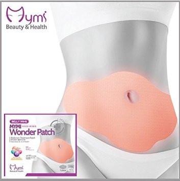 Пластыри для похудения Mymi 5 шт на живот