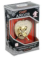 Головоломка Cast Amour, difficulty Level 5, Hanayama