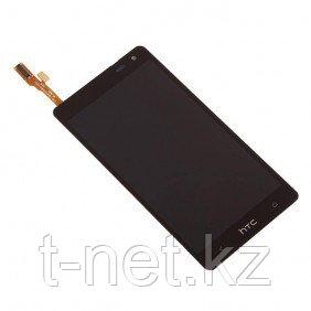 Дисплей HTC Desire 600, с сенсором, цвет черный