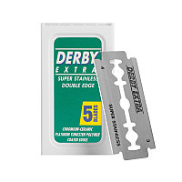 Derby Extra (лезвия 5 штук)
