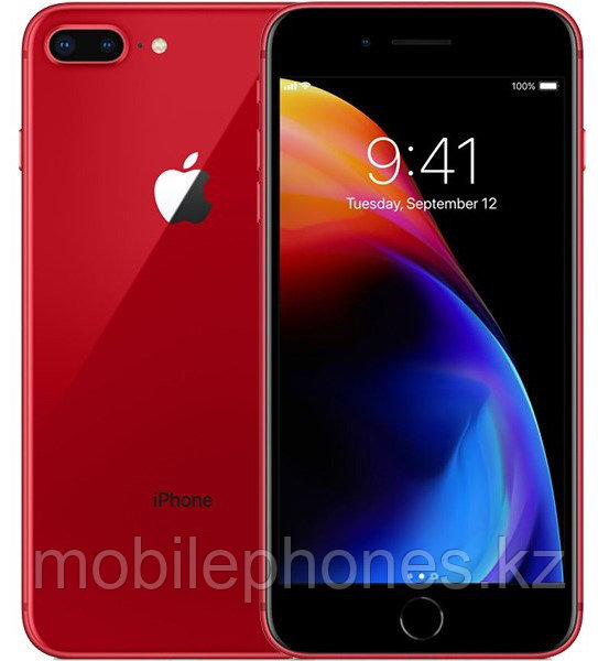 Смартфон Apple iPhone 8 Plus Red 256Gb