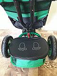 """Детский трехколесный велосипед с поворотным сиденьем """"Voyage"""" А5588, фото 7"""