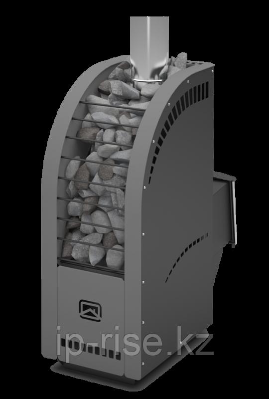 Печь для бани Каскад-18 ЛП (от 10 до 18 куб.м)