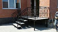 Лестница с перилами, фото 1