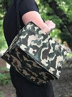 Камуфляжная сумка-холодильник