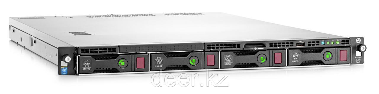 Сервер HP Enterprise DL120 Gen9 1 U/1 x Intel Xeon E5-2603v4 839302-425