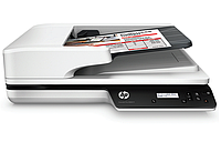 Сканер HP L2741A#B19 Europe ScanJet Pro 3500 f1 A4 /600x600 dpi 64 bit Speed 25 ppm