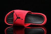 Шлепанцы мужские Nike Air Jordan Hydro 6 gym red/black, фото 1