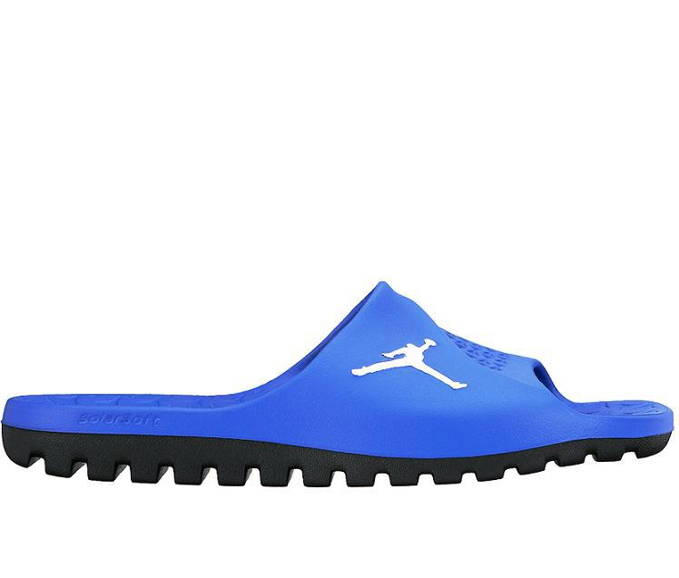 554db35243cadb Вьетнамки Nike Men s Air Jordan SUPER.FLY TEAM SLIDE Blue Black - INTERSHOP.