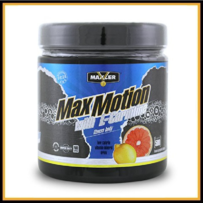 MXL Max Motion with L-carnitine 500g (ананасовый)