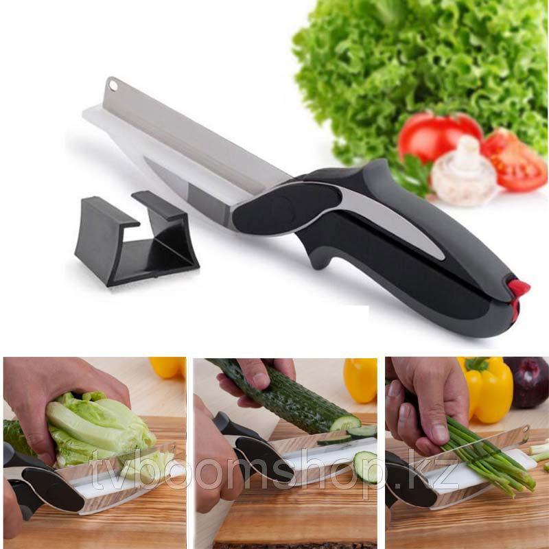 Умный кухонный нож 2 в 1 Smart Cutter