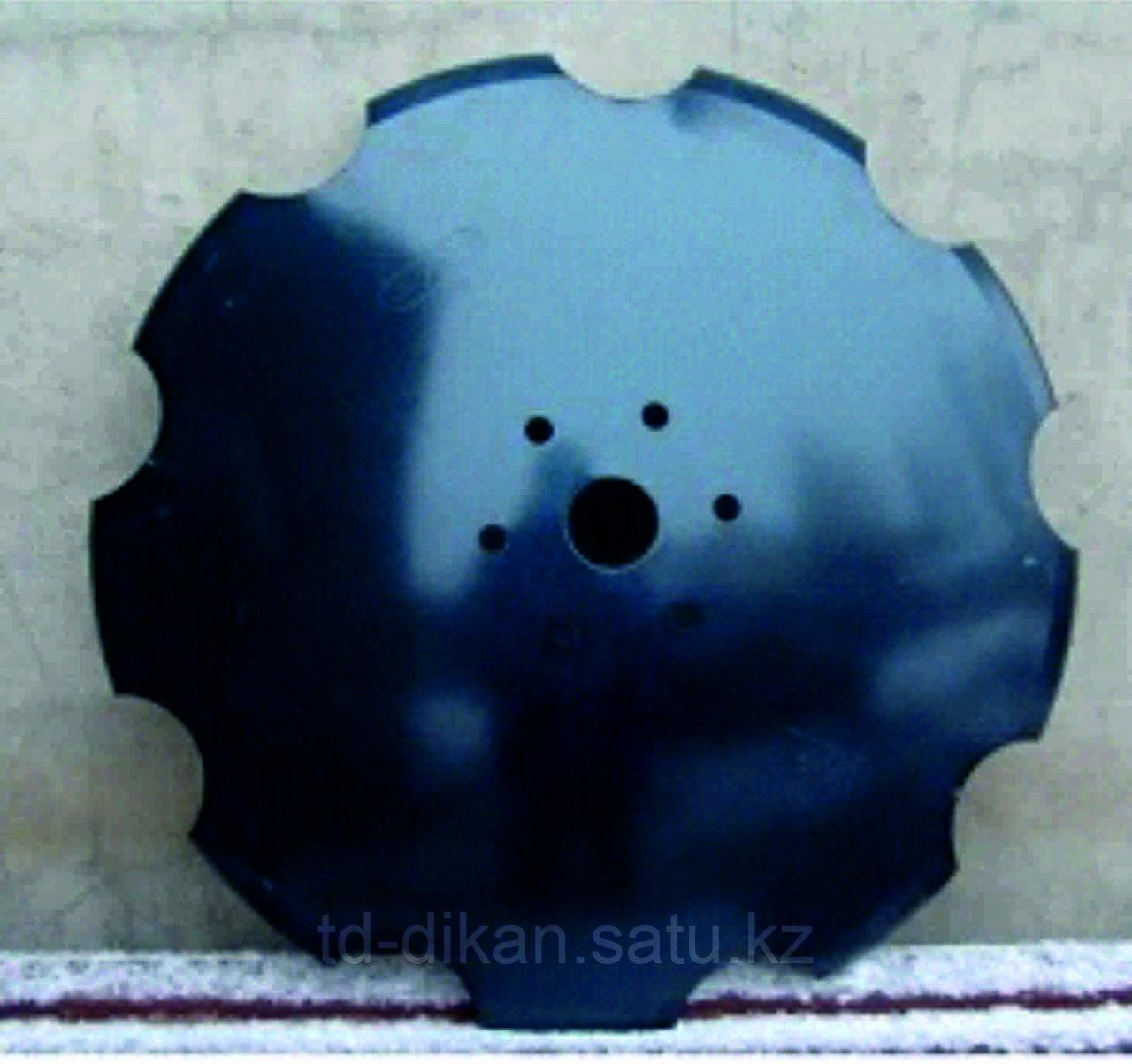 Диск вырезной Bellota (Испания) «ромашка» 560х6 мм