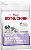 Royal Canin Giant Starter (4 кг) Роял Кантн для щенков собак очень крупных размеров до 2 мес.