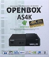 Спутниковый ресивер Openbox AS4K (UHD)