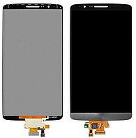 Дисплей LG G3 Stylus D690  с сенсором, цвет черный