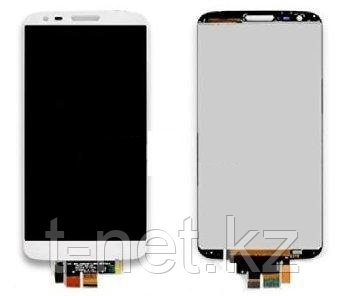 Дисплей LG G2 Mini D618, с сенсором, цвет белый