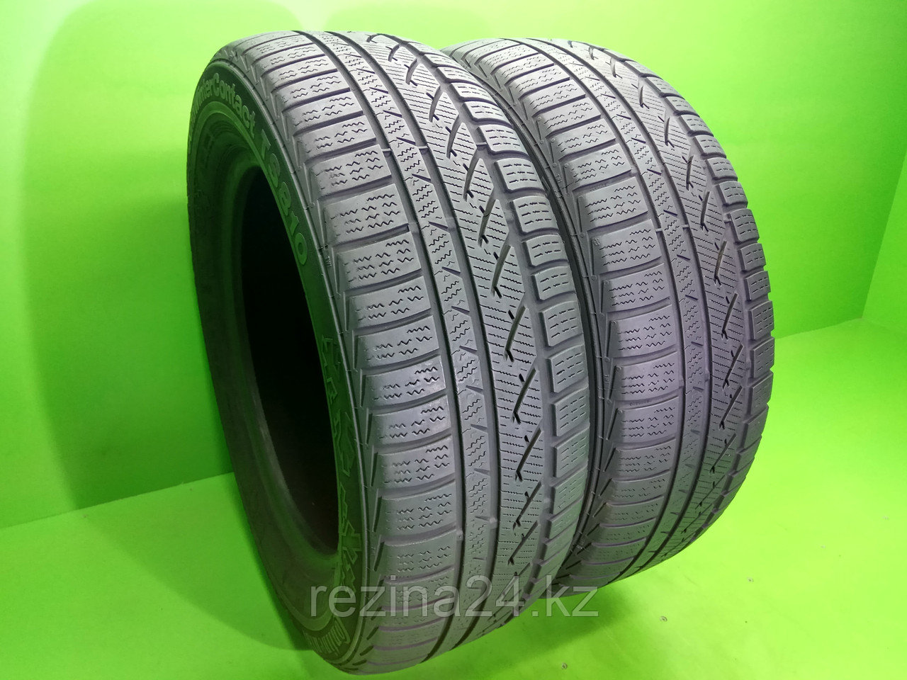 205/60 R 16 (92H) CONTINENTAL Conti Winter Contact TS 810 всесезонные б/у шины