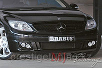 Обвес Brabus на Mercedes Benz CL216