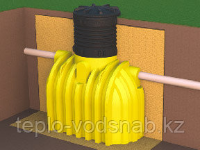 Емкость для подземной установки 3000 литров, фото 2
