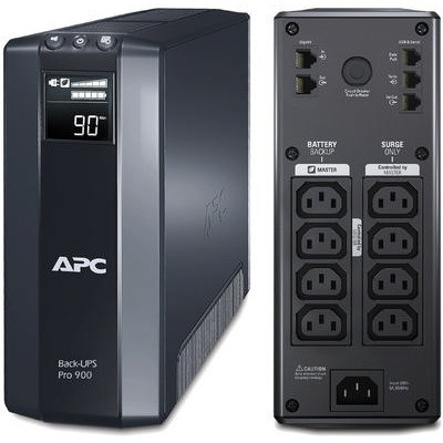 UPS APC/BR900GI/Back Pro/Line Interactiv/AVR/IEC/900 VА/540 W