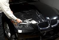 Защита кузова автомобиля от сколов антигравийной пленкой XPEL