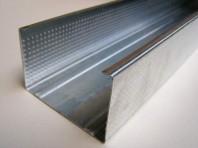 Перегородочный профиль для гипсокартона  75*50 мм
